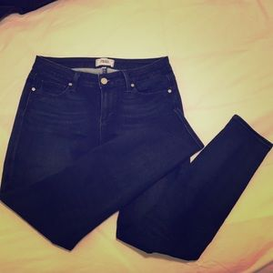 PAIGE skinny jeans, size 28!